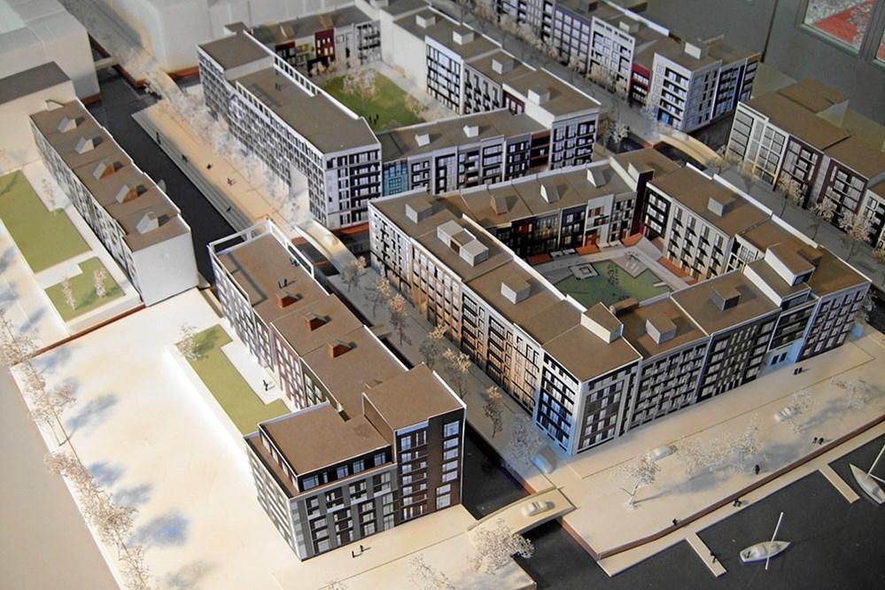 KPC skal bygge boliger i kanalby - Licitationen